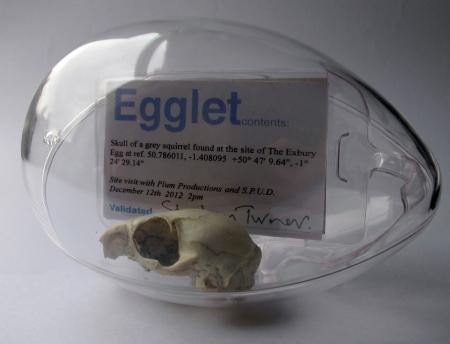 eggletshell;blue